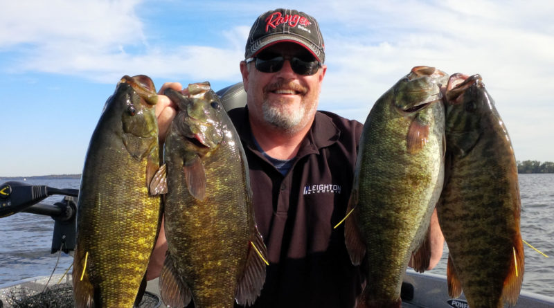 Welcome To The Canadian Bass Anglers Federation